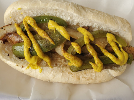 Did You Know That Gators = Seafood?! Gator Dogs Roll Out for Lent at Steve's Hot Dogs