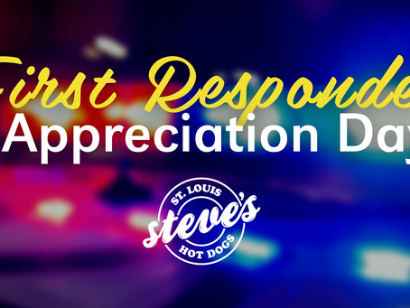 Free Lunch for First Responders on August 10th!
