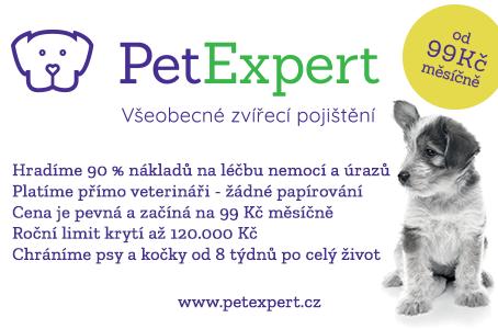 Jsme partnerem zvířecího pojištění