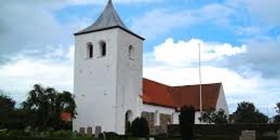 Julekoncert i Haderup Kirke