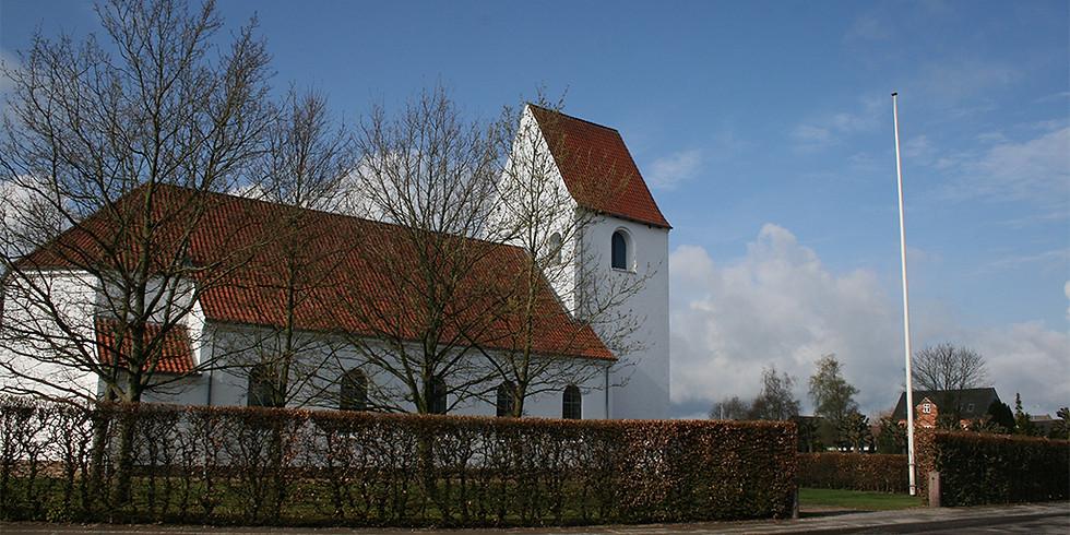 Koncert i Sct Peders Kirke, Holsted