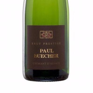 Crémant d'Alsace Prestige Paul Buecher Wettolsheim