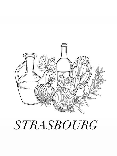 Menu du 6 mars 2021 | Strasbourg Mundolsheim |