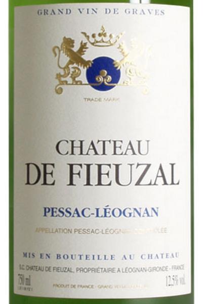 Pessac Léognan Château Fieuzal