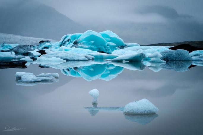 Iceland | Fjallsárlón Glacier