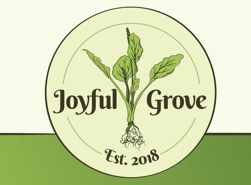 Welcome Joyful Grove (Branding)