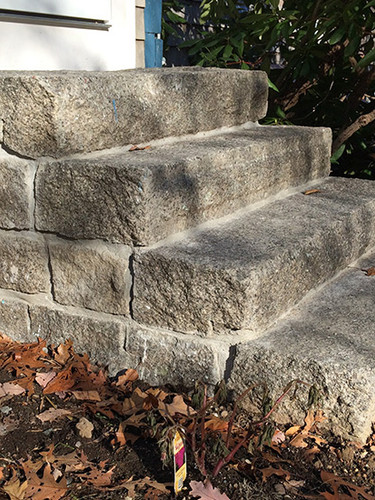 Granite Step Renovation