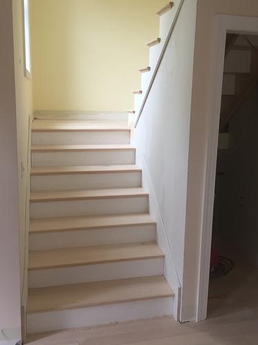 stairs, repair stairs, redo stairs, hardwood stairs, carpentry