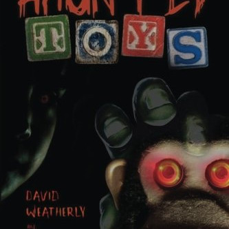 New Book, Haunted Toys