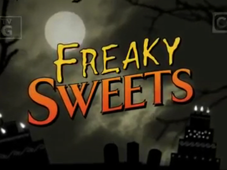 Spooked Featured on Freaky Sweets Episode 01