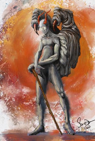 Grey Demon