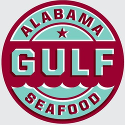 Gulf coast seafood logo