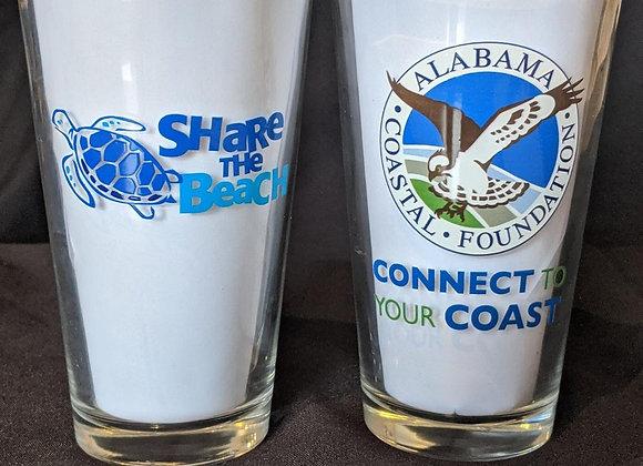 2 ACF Pint Glasses + Family Membership