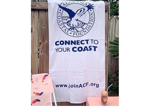 New ACF Beach Towel