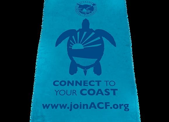 ACF Members: Buy 1 Beach Towel, Get 1 Free!