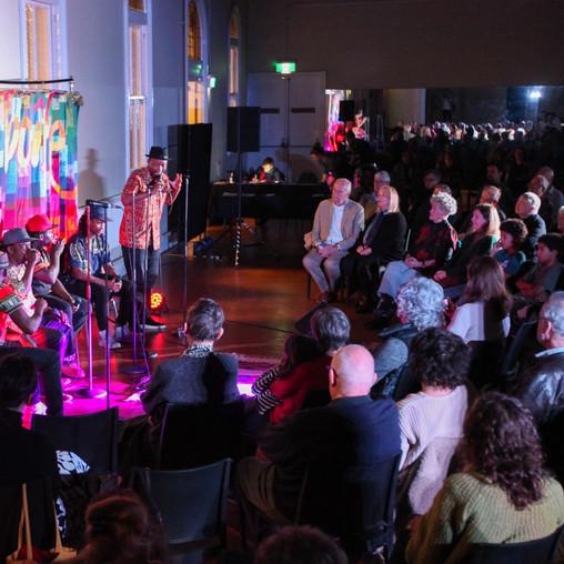 Boîte Singers' Festival returned