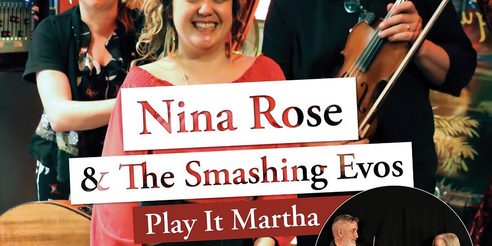 Nina Rose and the Smashing Evos