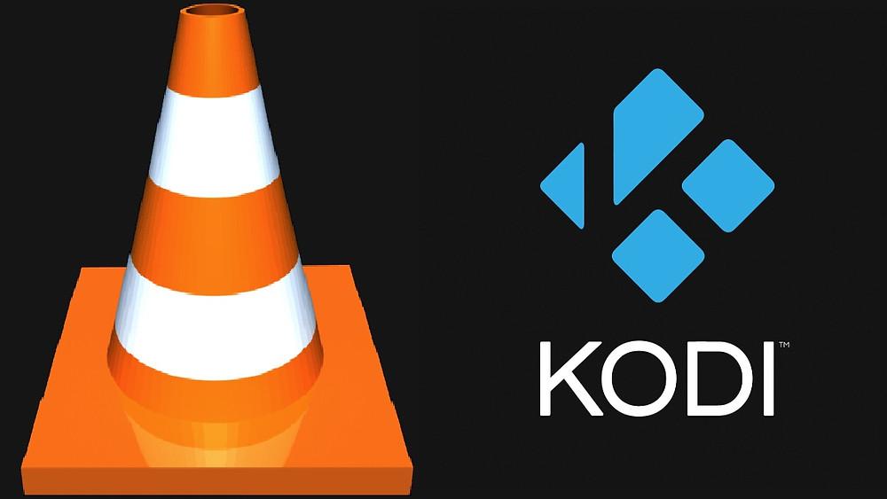 VLC & Kodi Logo