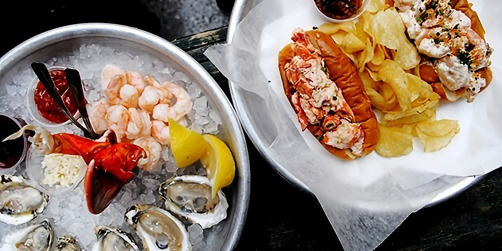Seafood Sunday! Shrimp, Oysters and Lobster