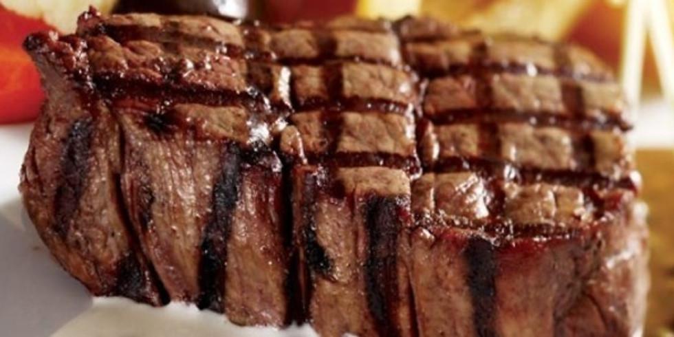 Steak Night! Every Monday Night!