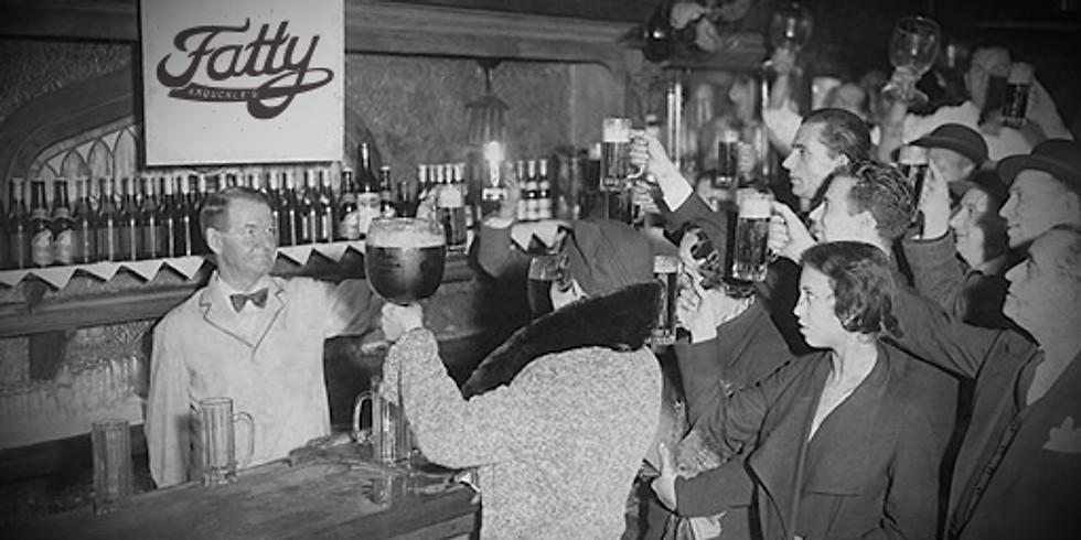 Speakeasy Pre-Prohibition Party