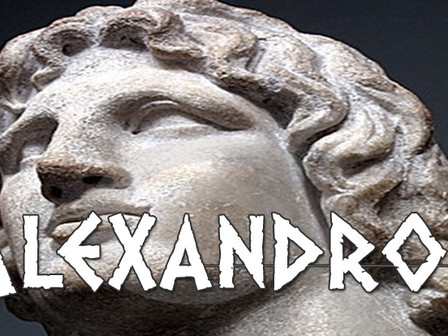 History of Chapter Alexandros No 25