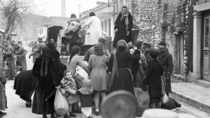 Έλληνες Εβραίοι στην Κατοχή (1941-1944): εκτόπιση, αντίσταση, διάσωση (9-12-18)