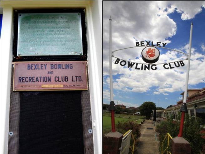 Bexley Bowling and Recreation Club n