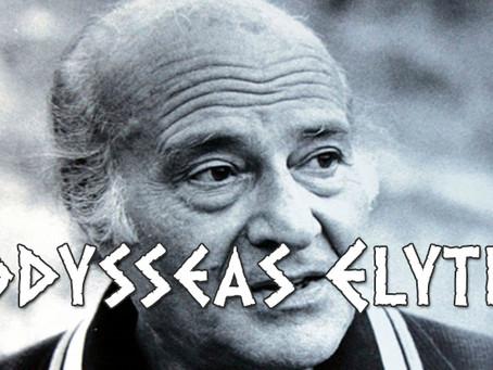 Odysseas Elytis - Minutes 18-08-2015