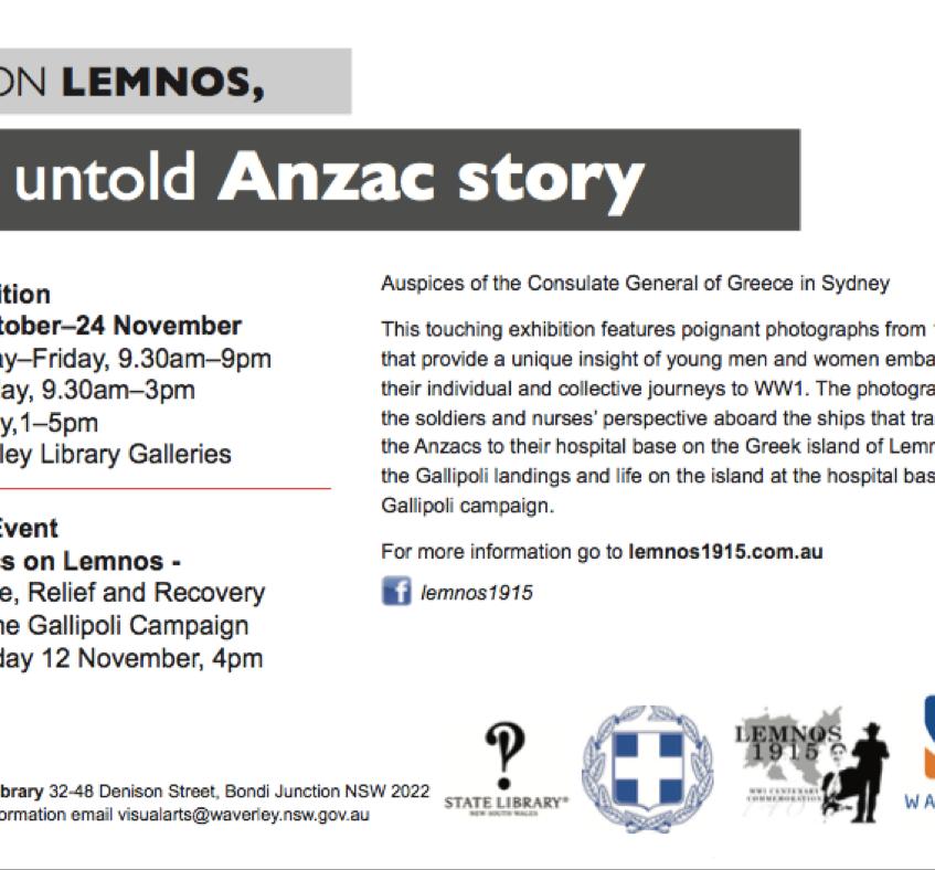 Life on Lemnos