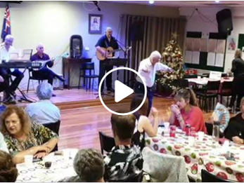 AHEPA Christmas Party 2019 - VIDEO (14/12/19)