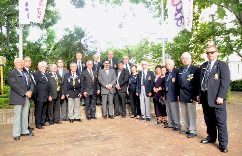 AHEPA OXI Day 2013