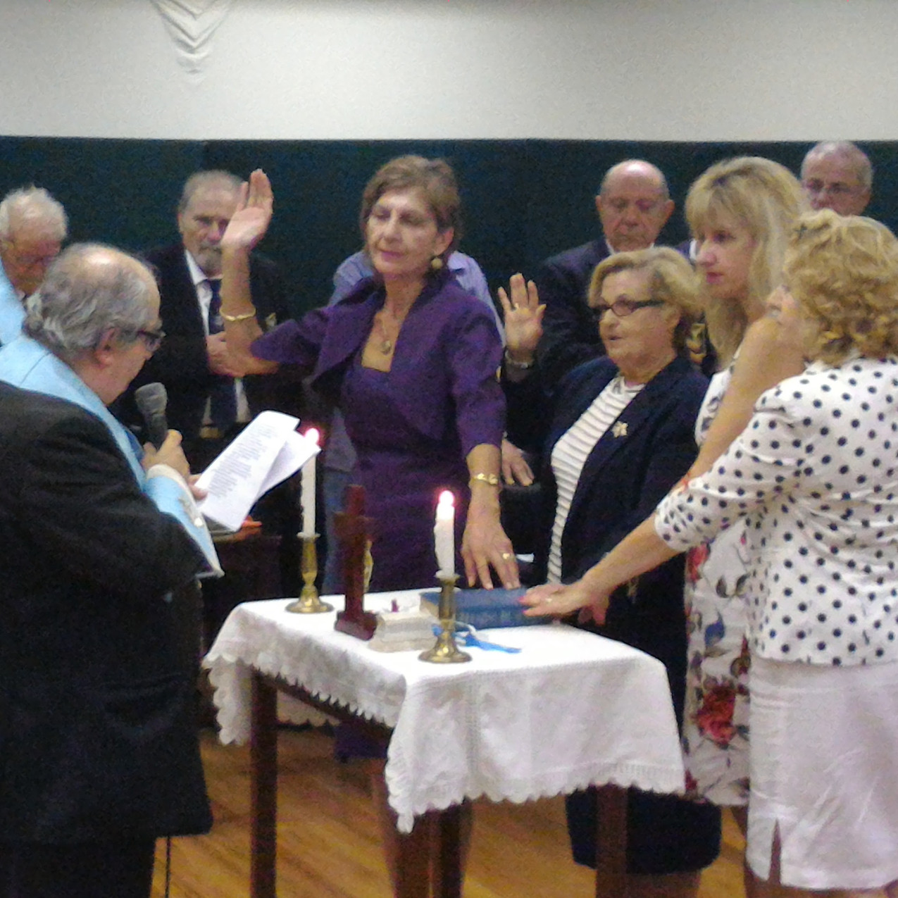 Four new sisters joining AHEPA NSW