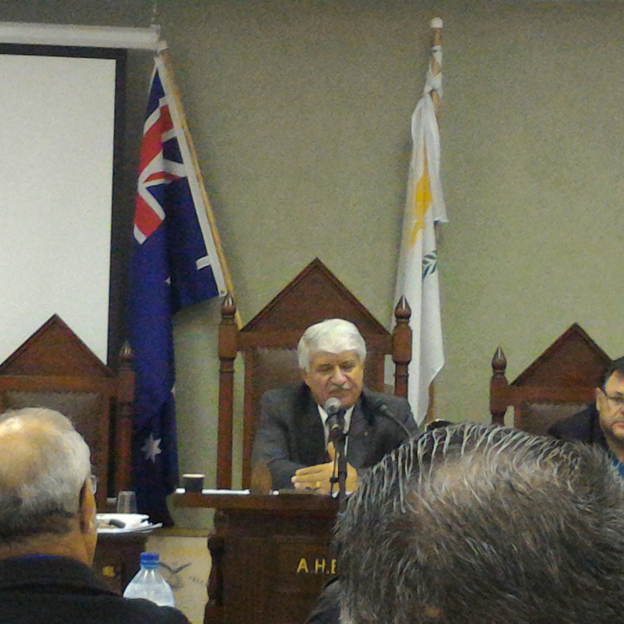 AHEPA NSW 61 State Convention