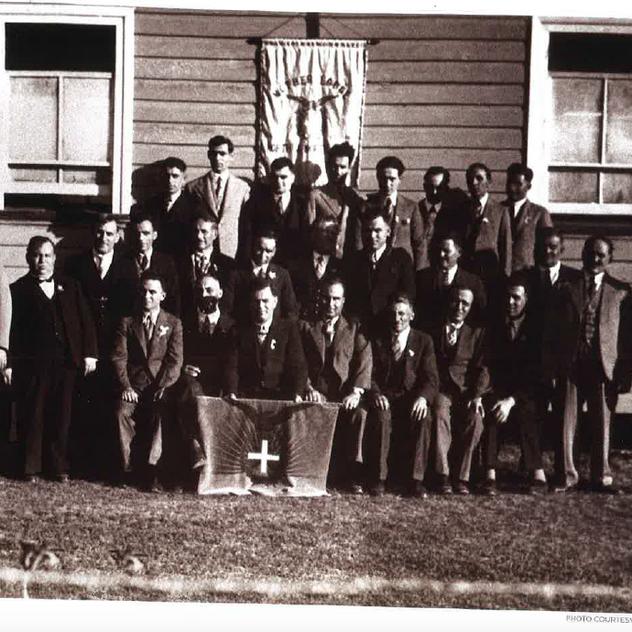 AHEPA 1935 group photo