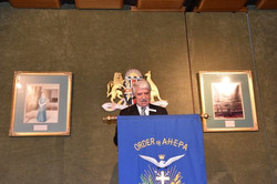 AHEPA at the Parliament House 2015