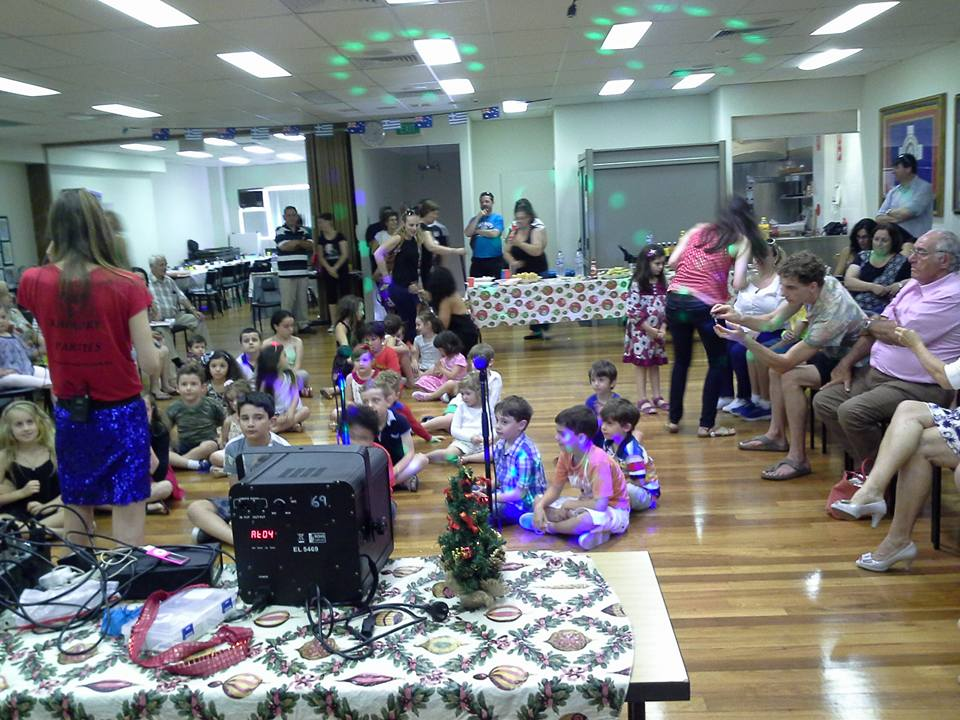 Christmas Party Kids Pic 6