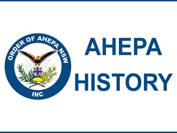 Pages from the history of AHEPA NSW INC