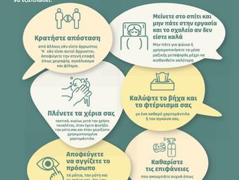 COVID-19 6 Simple Steps