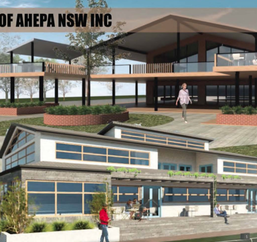AHEPA New building2
