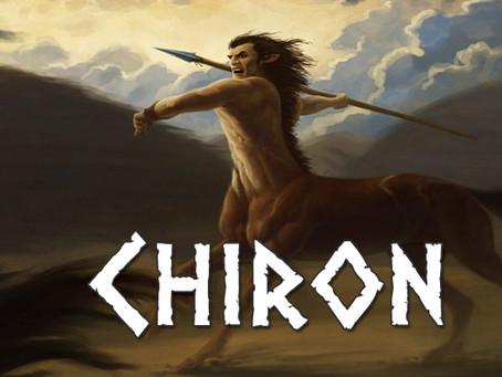 History of Chiron No 22