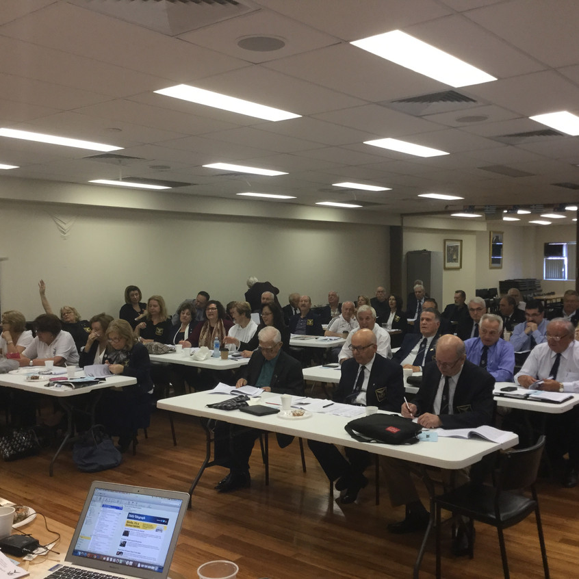 AHEPA NSW State Convention 2016e IMG_0272