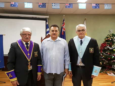 Nick Sikiotis joins Chapter Anatole 17-01-2017