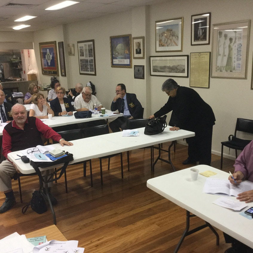 AHEPA NSW State Convention 2016b IMG_0269