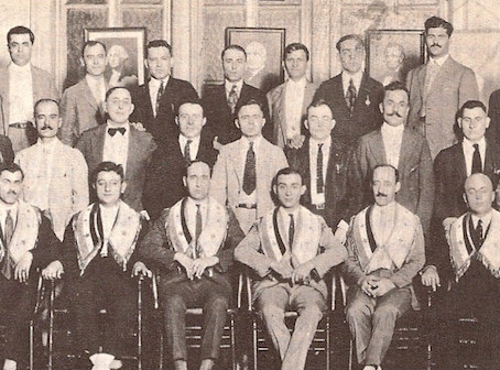 Press Release on PappasPost - Forgotten History: The Klan vs. Americans of Greek Heritage in an Era