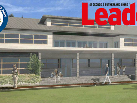 LEADER: Knock down-rebuild approved for former Bexley Bowling and Recreation Club (01/10/18)