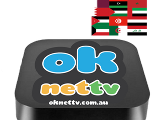 ArabicTV Box + Zaap TV Arabic (1 year subscription) + Youtube + Skype + Facebook