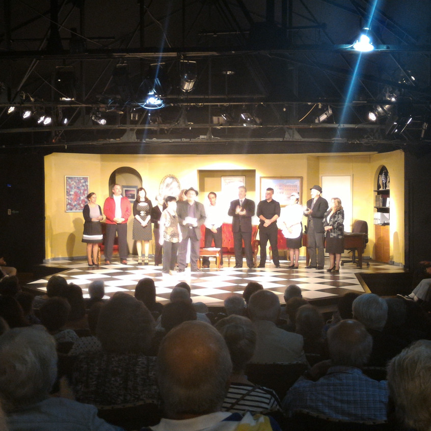 AHEPA NSW at Theatre