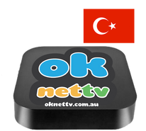 TurkishTV Box + Zaap TV Turkey (1 year subscription) + Youtube (customised with Turkish content)