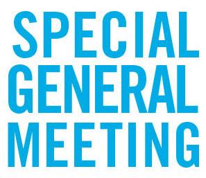 special-general-meeting